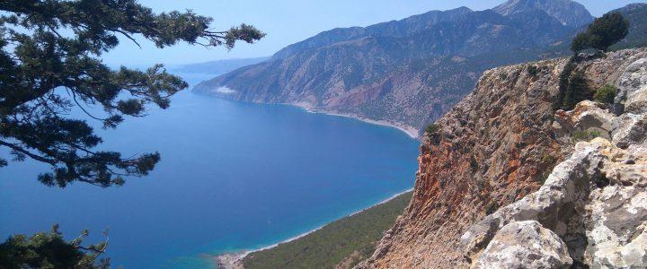 Kretos kelionę šiaurietišku žingsniu prisiminus